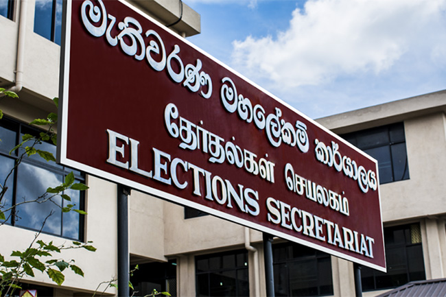 EC receives over 1,700 prez poll-related complaints