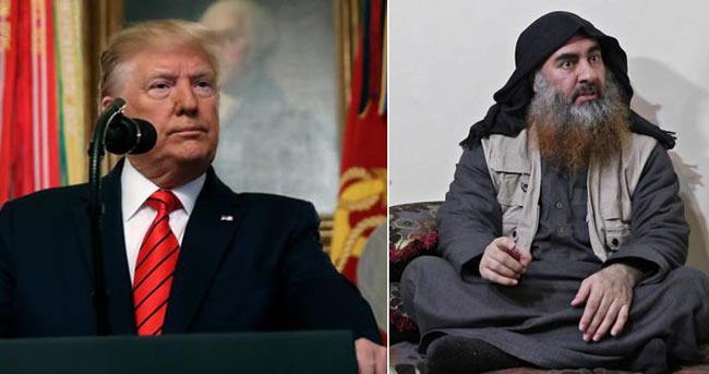 US President confirms death of ISIS Leader