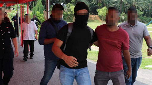 Malaysian police complete probe into 12 detained for alleged LTTE links