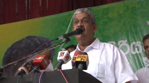 There are 'dealmakers' within UNP as well, says Fonseka