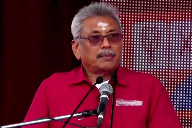 I worked to release 90% of Jaffna land back to rightful owners – Gotabaya