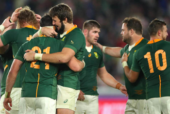 Rugby World Cup Final: South Africa crush England to clinch third crown