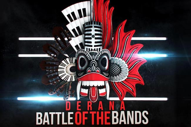 Winners of Derana 'Battle of the Bands'