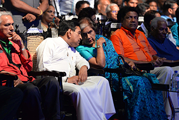 Convention of 'Organization to Protect SLFP'…