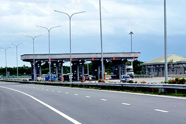 Another phase of Southern Highway vested with public