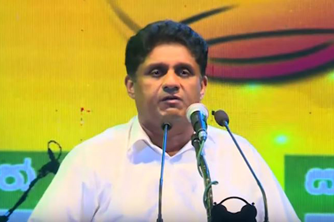 Sajith promises Rs. 1,500 daily allowance for estate workers
