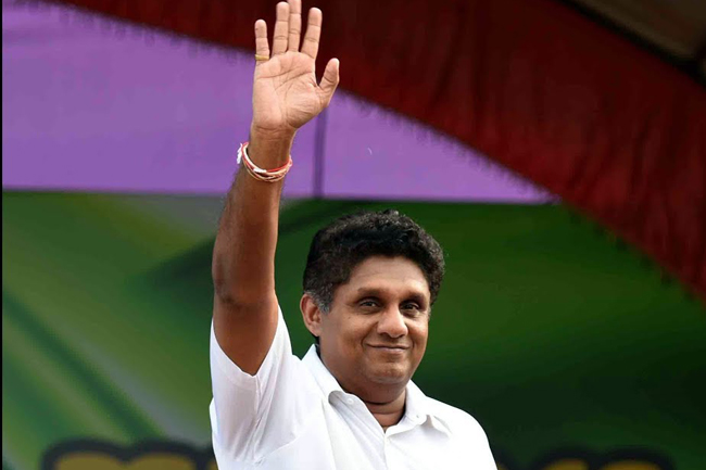 I will appoint a first-time prime minister - Sajith