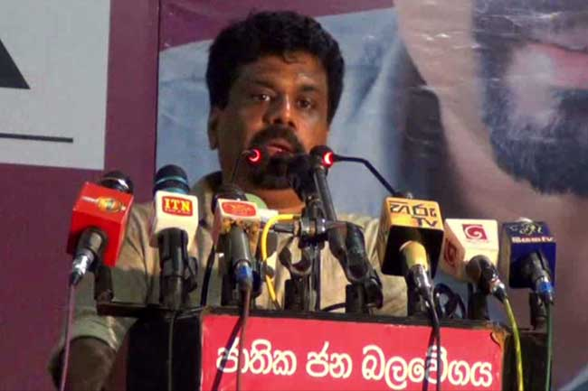 The threat to our security today is extremism - Anura