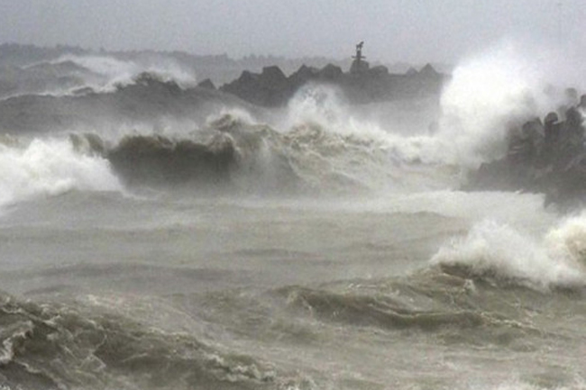 Afternoon thundershowers expected today; fishermen warned of rough seas