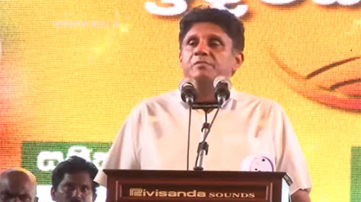 Sajith apologizes over Easter Sunday terror attacks