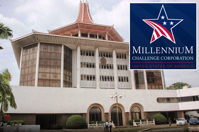 FR petitions against MCC Agreement fixed for support on Jan. 31