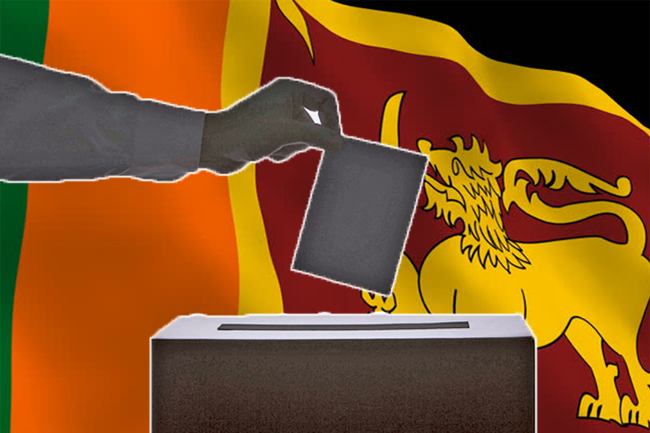 Image result for sri lanka election