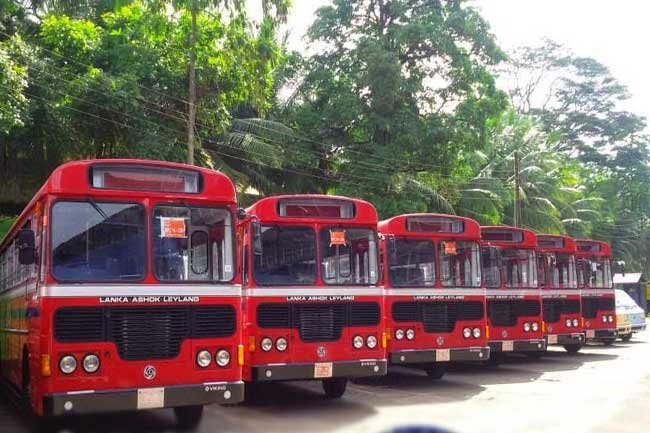 SLTB launches special bus service for Presidential Election