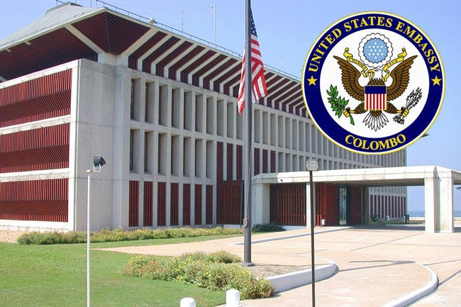 US Embassy commends Sri Lanka on holding peaceful election