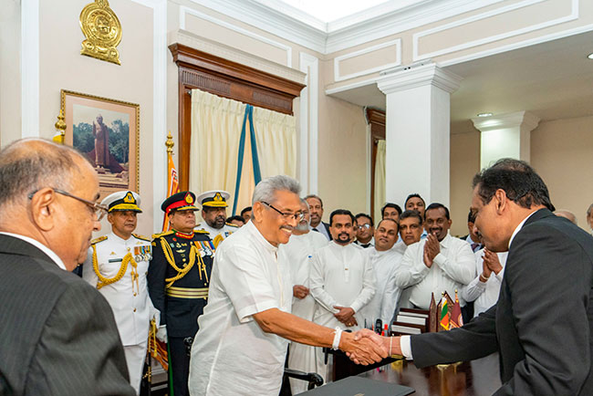 S. R. Attygalle appointed Secretary to Treasury and Finance Ministry