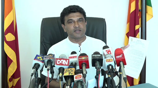 I will not work under current leadership of UNP – Nalin Bandara