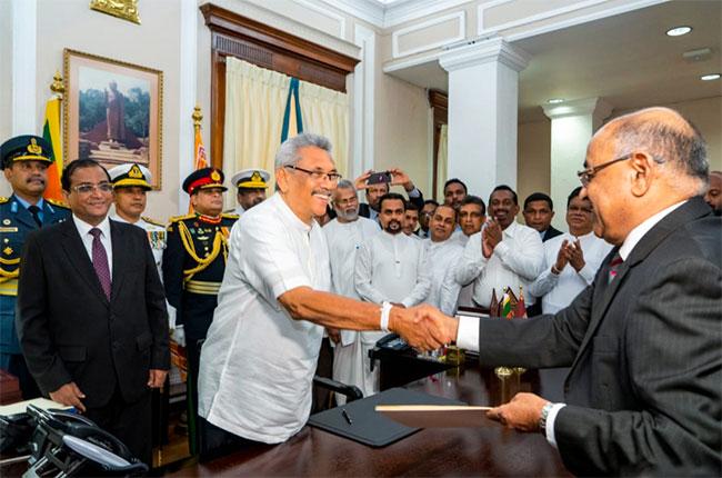 Dr. P. B. Jayasundara appointed Secretary to President