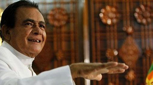 Former Prime Minister D.M. Jayaratne passes away