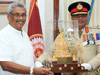 Army & Navy chiefs call on President