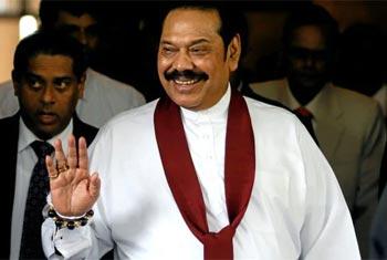 Mahinda Rajapaksa named new Prime Minister