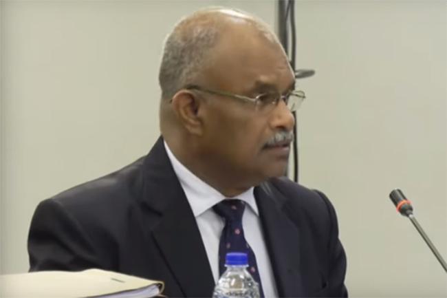 CID Director transferred