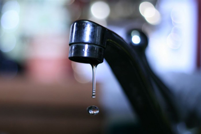 24-hour water cut for parts of Colombo