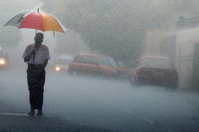 Showery condition to enhance in the coming days