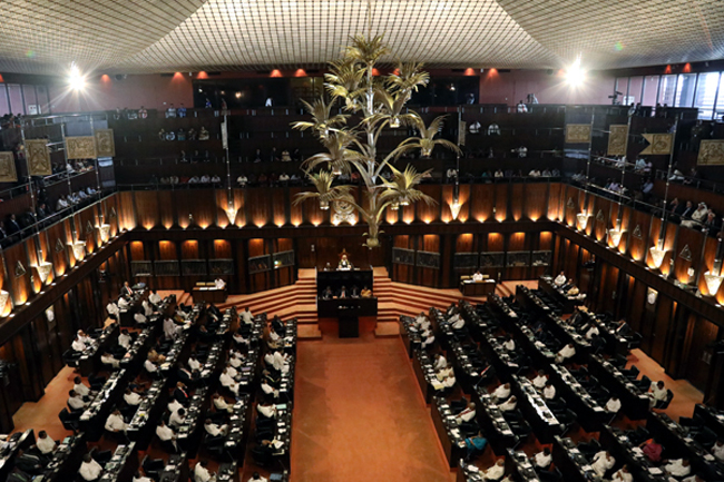 Parliamentary seats for MPs of new govt. assigned