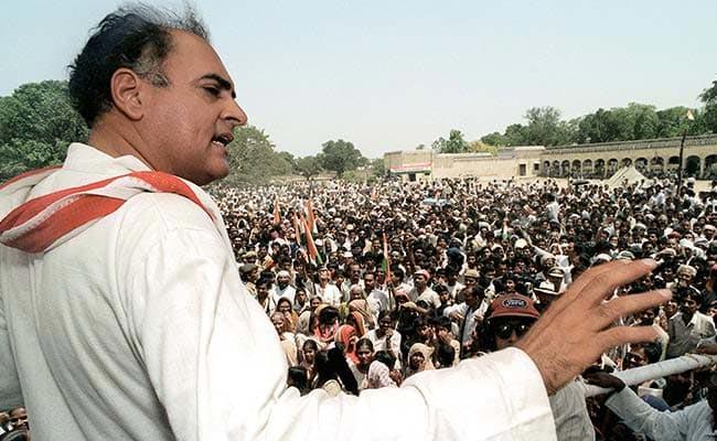 Rajiv Gandhi assassination case convict Robert Payas out on parole