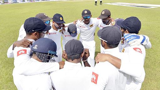 Sri Lanka Test squad named for Pakistan tour
