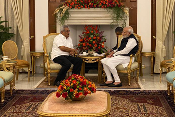 President's visit to India…