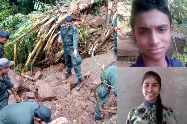 Three bodies of Nuwara Eliya landslide victims recovered
