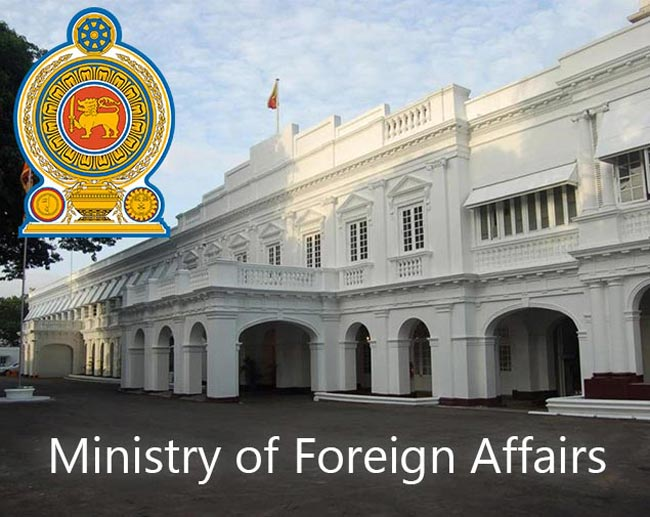 Sri Lanka briefs Swiss Ambassador on progress of investigation