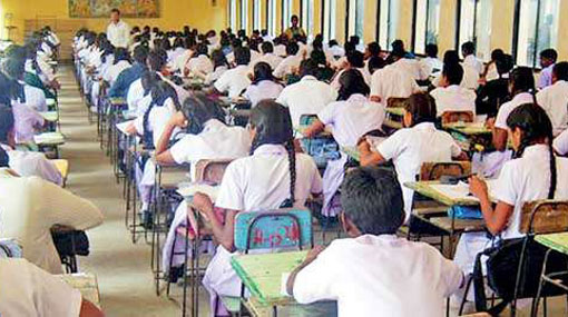 G.C.E. Ordinary Level Exam commences today