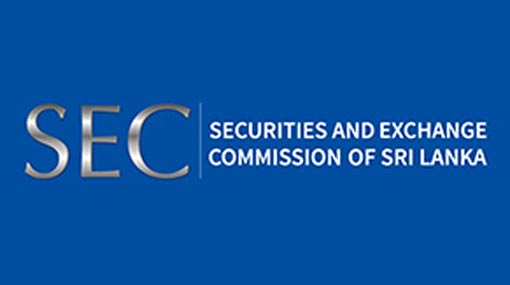 New chairman for Securities & Exchange Commission