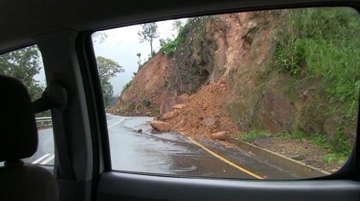 Badulla-Passara road reopened for traffic until 6 pm