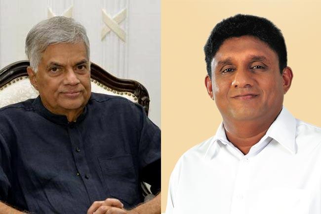 Ranil nominates Sajith as Opposition Leader