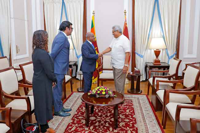 Sri Lanka, Maldives endorse maintaining free & open Indian Ocean