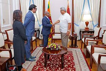 Sri Lanka, Maldives endorse maintaining free & open Indian Ocean