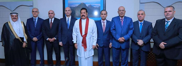 Middle Eastern ambassadors call on PM