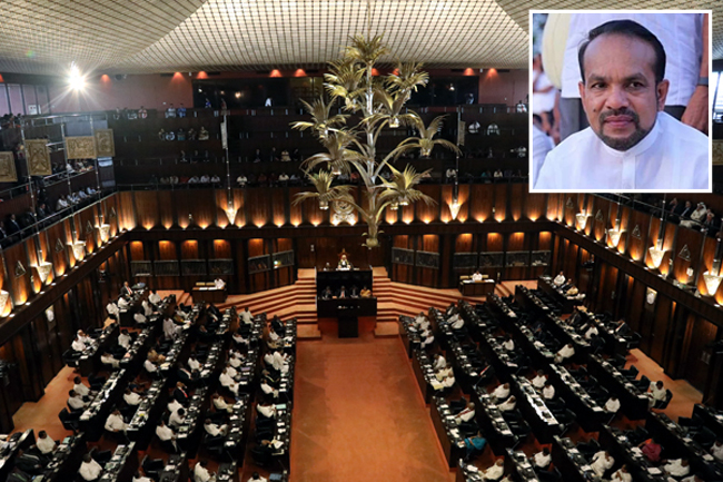 EC informed of vacancy in Parliament due to Ranjith De Zoysa's demise