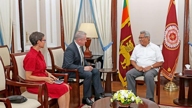Australia will extend highest possible support to Sri Lanka - envoy