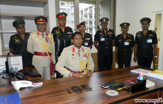 Brig. Priyanka Fernando gets new appointment