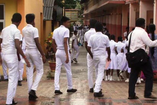 OL exam ends today; Strict action against candidates engaging in unruly behavior