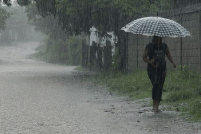 Afternoon thundershowers expected in three provinces including Western