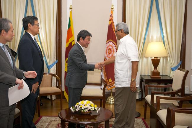 Sri Lanka & Japan keen on furthering bilateral economic cooperation