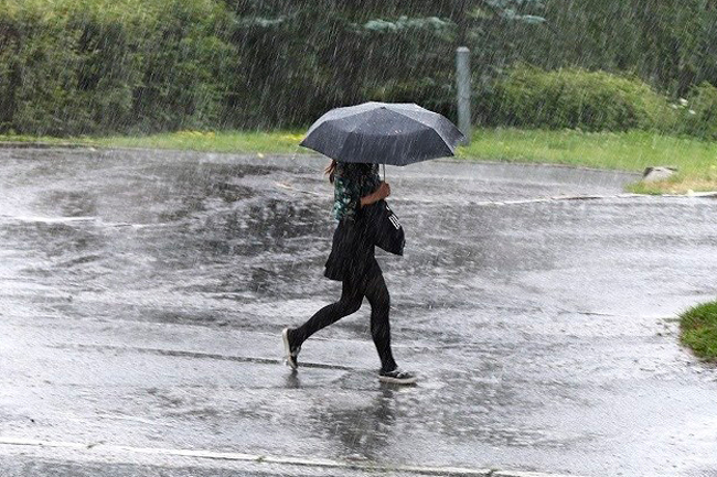 Afternoon thundershowers possible in several provinces