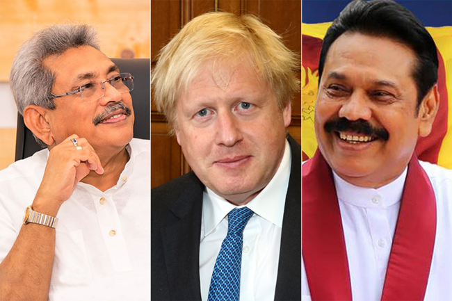 President, PM congratulate Boris Johnson on general poll victory