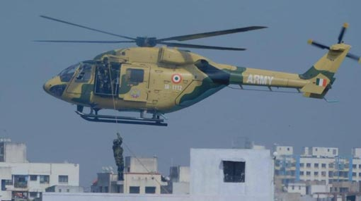 India-Sri Lanka joint Military Exercise 'Mitra Shakti' concludes