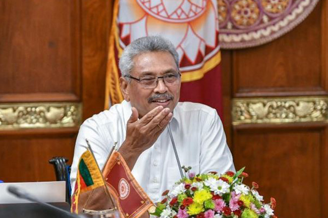 Strict action against public servants involved in corruption - President